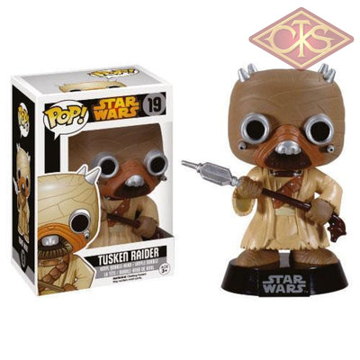 Funko Pop! Star Wars - Tusken Raider (19) Figurines