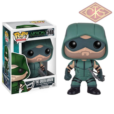 Funko Pop! Television - Arrow Green (348) Figurines