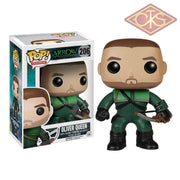Funko Pop! Television - Arrow Oliver Queen (206) Figurines