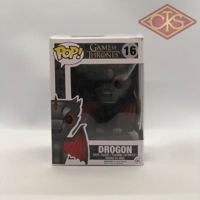 Funko Pop! Television - Game Of Thrones Drogon (16) Damaged Packaging Figurines