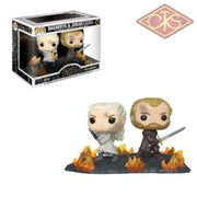 Funko Pop! Television - Game Of Thrones Movie Moments Daenerys & Jorah At The Battle Winterfell (86)