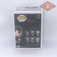 Funko POP! Television - Game of Thrones - Tyrion Lannister (01) DAMAGED PACKAGING