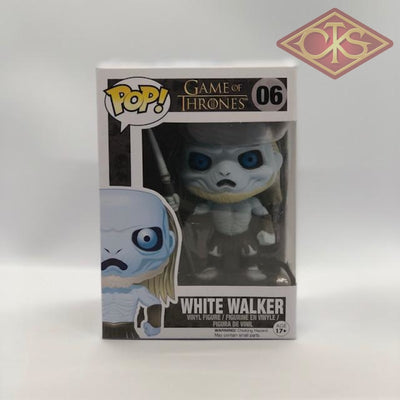 Funko Pop! Television - Game Of Thrones White Walker (06) Damaged Packaging Figurines