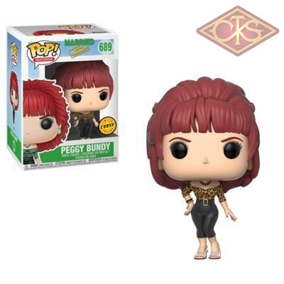 Funko Pop! Television - Married With Children Peggy Bundy (689) Chase Figurines