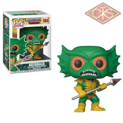 Funko POP! Television - Masters of the Universe - Vinyl Figure Merman (564)