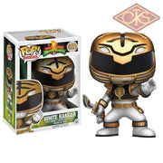Funko Pop! Television - Mighty Morphin Power Rangers White Ranger (405) Figurines