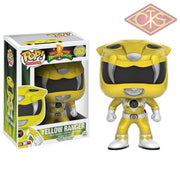 Funko Pop! Television - Mighty Morphin Power Rangers Yellow Ranger (362) Figurines