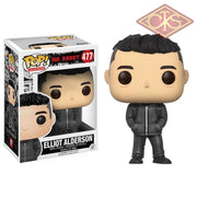 Funko Pop! Television - Mr. Robot Elliot Alderson (477) Figurines