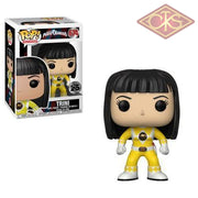 Funko Pop! Television - Power Rangers Yellow Ranger (No Helmet) Trini (674) Figurines