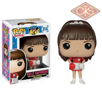 Funko Pop! Television - Saved By The Bell Kelly Kapowski (314) Figurines