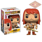 Funko Pop! Television - Son Of Zorn (399) Figurines