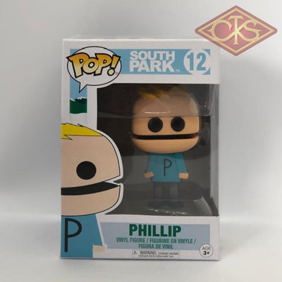 Funko Pop! Television - South Park Phillip (12) Damaged Packaging Figurines