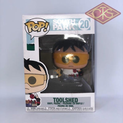 Funko Pop! Television - South Park Toolshed (20) Damaged Packaging Figurines