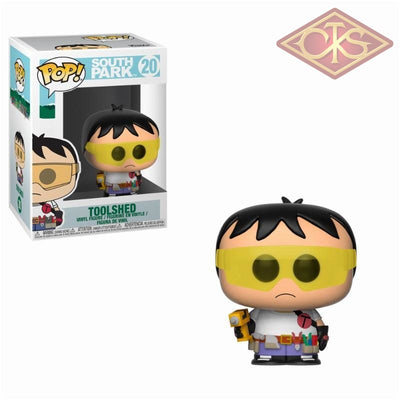 Funko Pop! Television - South Park Toolshed (20) Figurines