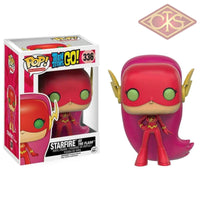 Funko Pop! Television - Teen Titans Go! Starfire As The Flash (336) Figurines