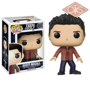 Funko Pop! Television - Teen Wolf Scott Mccall (484) Figurines