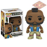 Funko Pop! Television - The A-Team B.a. Baracus (372) Figurines