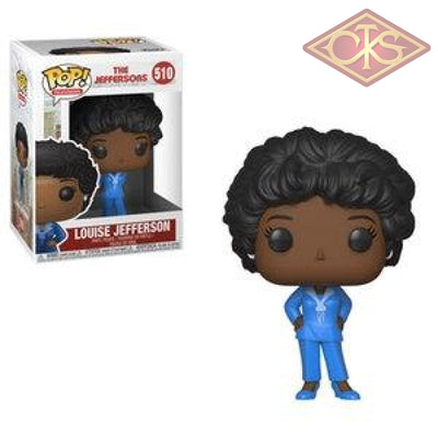 Funko Pop! Television - The Jeffersons Louise Jefferson (510) Figurines