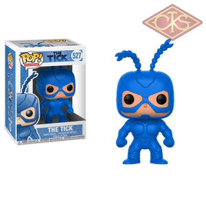 Funko Pop! Television - The Tick (527) Figurines