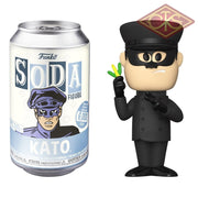 Funko Soda - Green Hornet Kato Figurines