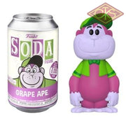 Funko SODA - Hanna Barbara - Grape Ape (Classic)