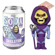 Funko SODA - Masters Of The Universe - Skeletor (Classic)