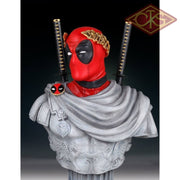 Gentle Giant - Deadpool Bust 1/6 Caesar Classic (18 Cm) Figurines