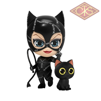 Hot Toys - Batman, Returns - Catwoman w/ Whip (12 cm)