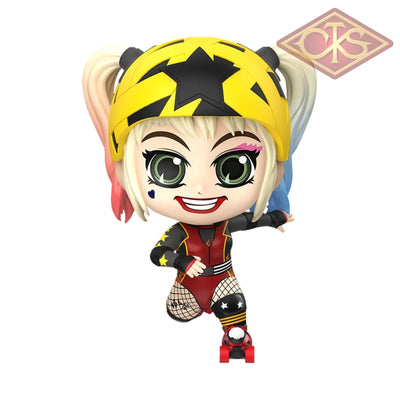 Hot Toys - Birds of Prey - Harley Quinn (Roller Derby Version) (12 cm)