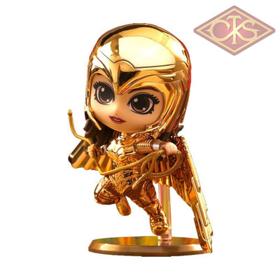 Hot Toys - Wonder Woman (Golden Armor) (Metallic Color Version) (12 Cm) Figurines