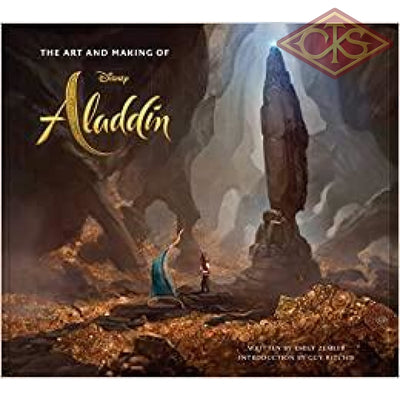 Insight Edition - Art Book Disney, Aladdin - The Art & Making of Aladdin
