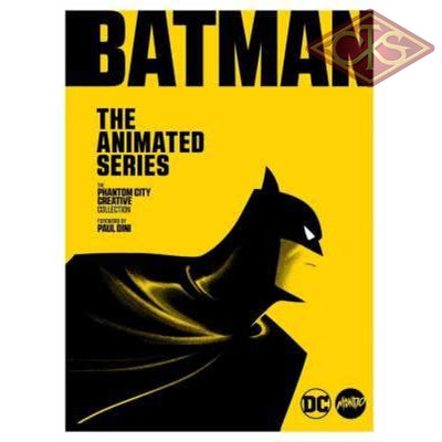 Insight Editions - Book, DC Comics : Batman The Animated Series