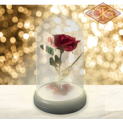 Lamp - Disney Beauty & The Beast Enchanted Rose Light
