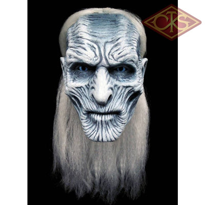 Latex Mask - Game Of Thrones White Walker