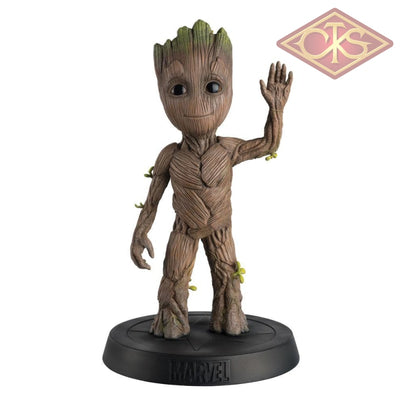 Marvel - Guardians Of The Galaxy Life Size Baby Groot (26 Cm) Figurines