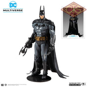 McFarlane Toys - Batman, Arkham Asylum - Action Figure Batman (18 cm)