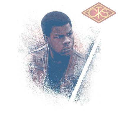 Star Wars - Metal Poster Successors Collection Finn (32 X 45 Cm) Posters