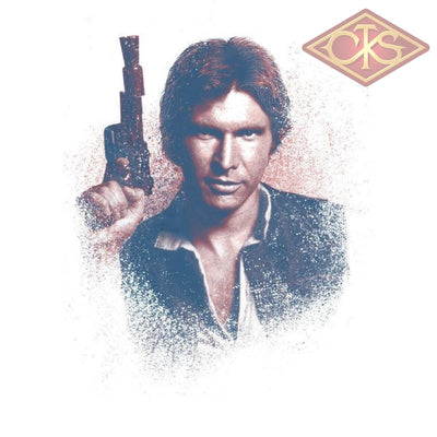 Star Wars - Metal Poster Successors Collection Han Solo (32 X 45 Cm) Posters