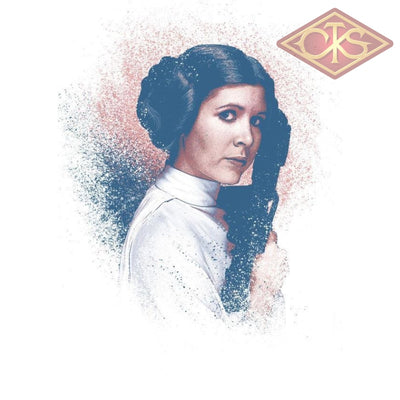 Star Wars - Metal Poster Successors Collection Leia Organa (32 X 45 Cm) Posters