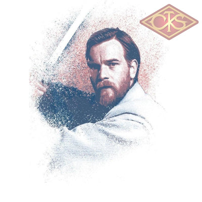 Star Wars - Metal Poster Successors Collection Obi-Wan Kenobi (32 X 45 Cm) Posters