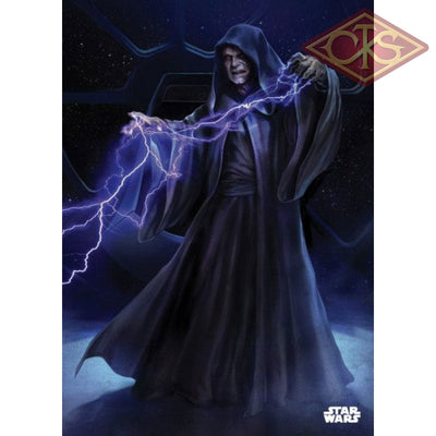 Star Wars - Metal Poster The Emperor (32 X 45 Cm) Posters