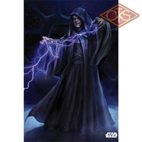 Star Wars - Metal Poster The Emperor 32 X 45 Cm Tin Posters