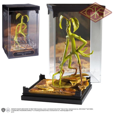 The Noble Collection - Magical Creatures Fantastic Beasts Bowtruckle (02) Figurines