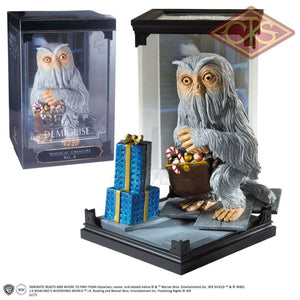 The Noble Collection - Magical Creatures Fantastic Beasts Demiguise (04) Figurines