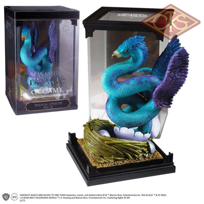 The Noble Collection - Magical Creatures Fantastic Beasts Occamy (05) Figurines