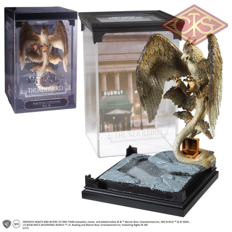 The Noble Collection - Magical Creatures Fantastic Beasts Thunderbird (06) Figurines