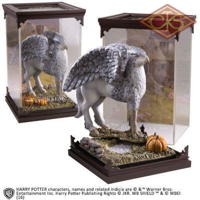 The Noble Collection - Magical Creatures Harry Potter Buckbeak (6) Figurines
