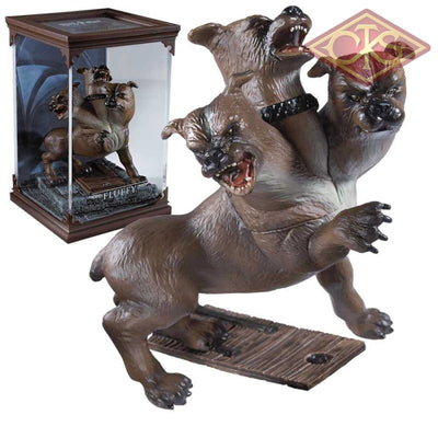The Noble Collection - Magical Creatures Harry Potter Fluffy (13) Figurines
