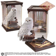 The Noble Collection - Magical Creatures Harry Potter Hedwig (01) Figurines