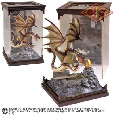 The Noble Collection - Magical Creatures Harry Potter Hungarian Horntail (04) Figurines
